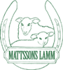 Mattssons Lamm Logotyp