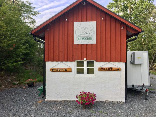 Lammbutik i Norrtälje